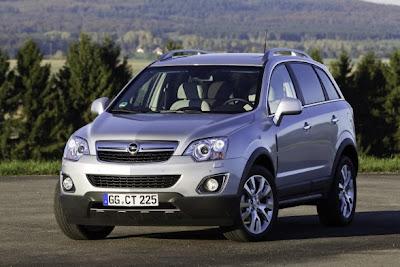 Mobil Opel 2011
