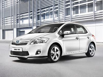 Foto Mobil Toyota 2011