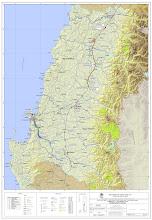 Situación Red Vial Concesionada Regiones VII y VIII