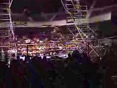 El Peor Accidente de la Lucha Libre:Caida de mas de 20 metros del Luchador Vic Grimes:Video