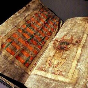 LA BIBLIA DEL DIABLO (codex gigas) La-biblia-del-diablo