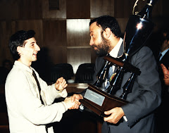ENTREGA TROFEO CENTENARIO CERTAMEN OFICIAL DE JOTA 1986