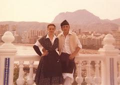 ESPECIAL 300 programas Gente Joven en Benidorm 1981