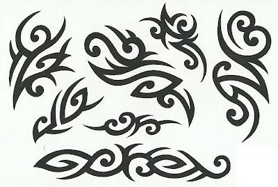 Tatuagem de tribais