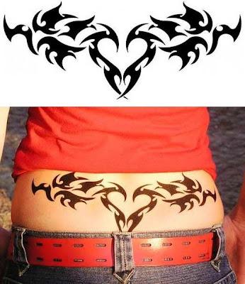 De tatuagens tribais
