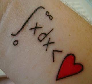 Tatuagem Amor