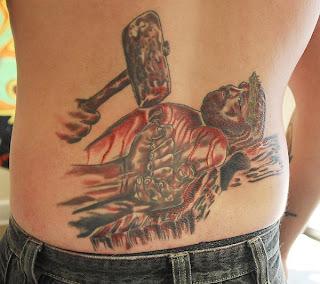 Tatuagem Jesus