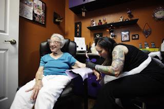 Estudio de tatuagem em américa do sul