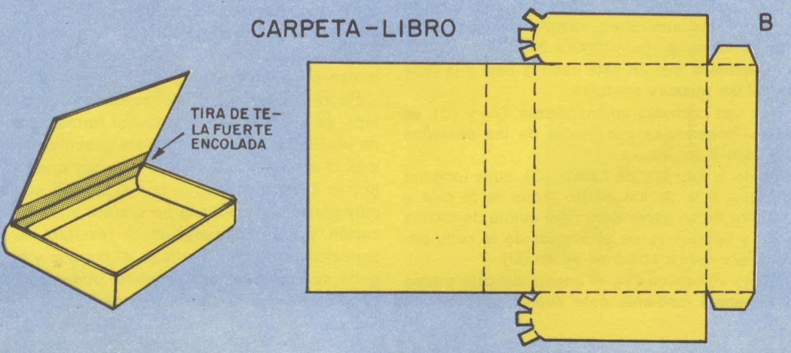 Como Hacer Carpetas De Carton