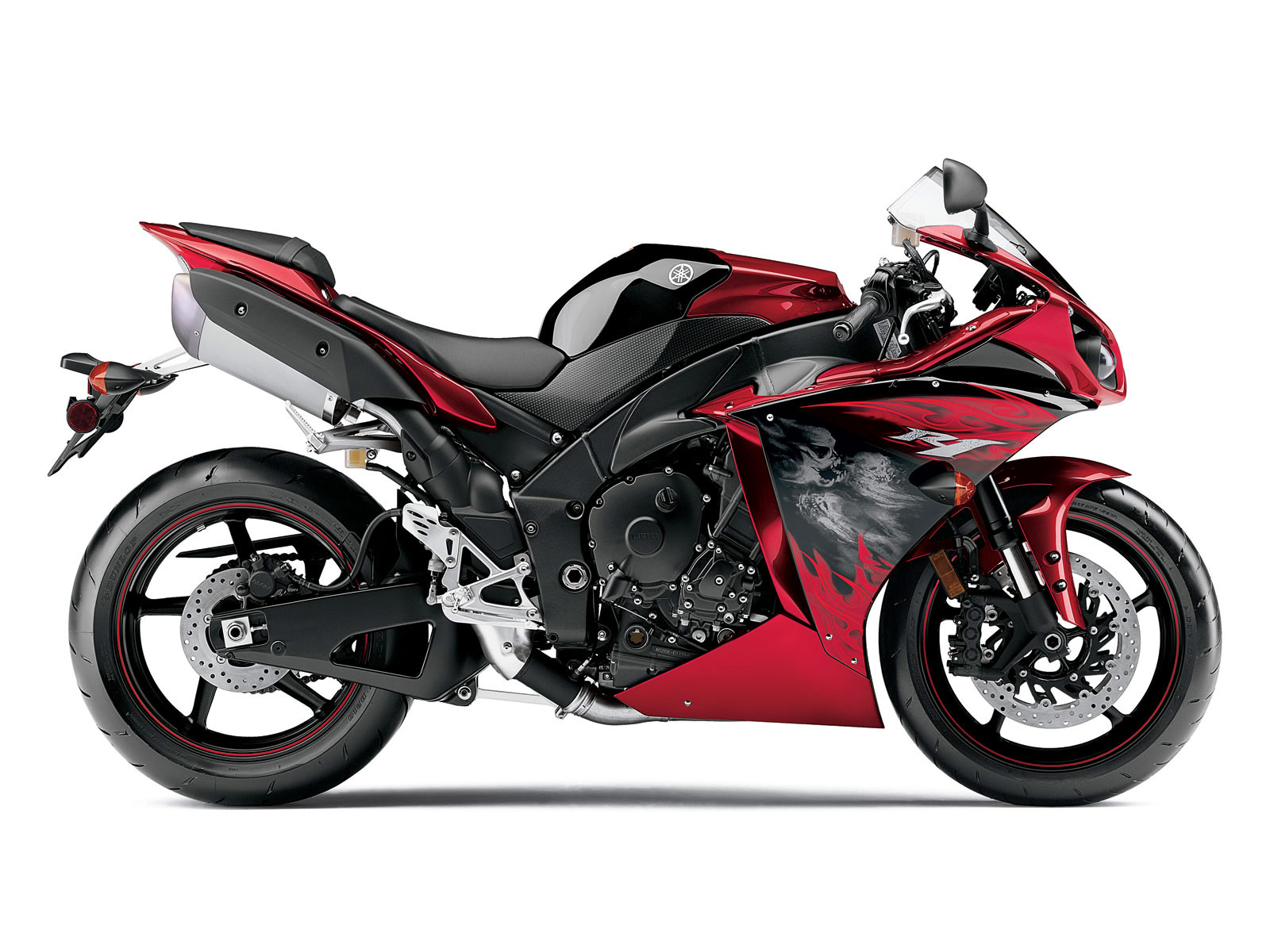 motorcyle yamaha yzf r1 2011 preview
