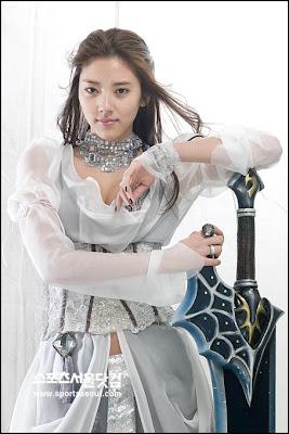 Son Dam Bi [손담비]