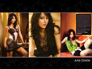 Julie Estelle Bugil ? Julie Estelle Telanjang ? Julie Estelle Ngentot ? No!