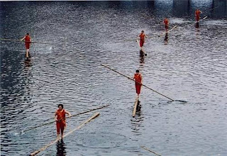 Chinese Water Sport