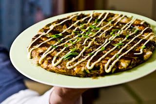 Okonomiyaki Recipe ( Resep Okonomiyaki )