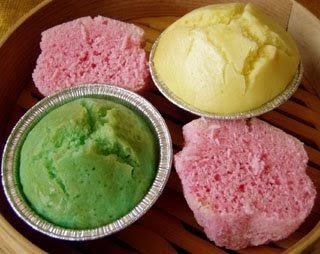 Thai Rice Flour Muffins (Kanom Tui Fu) Recipe (Resep Thai Rice Flour Muffins (Kanom Tui Fu)  )