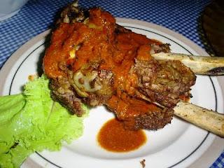 Grilled Beef Ribs Makasar Style Recipe (Resep Konro Bakar)