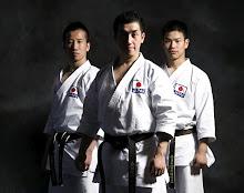 Equipo masculino kata