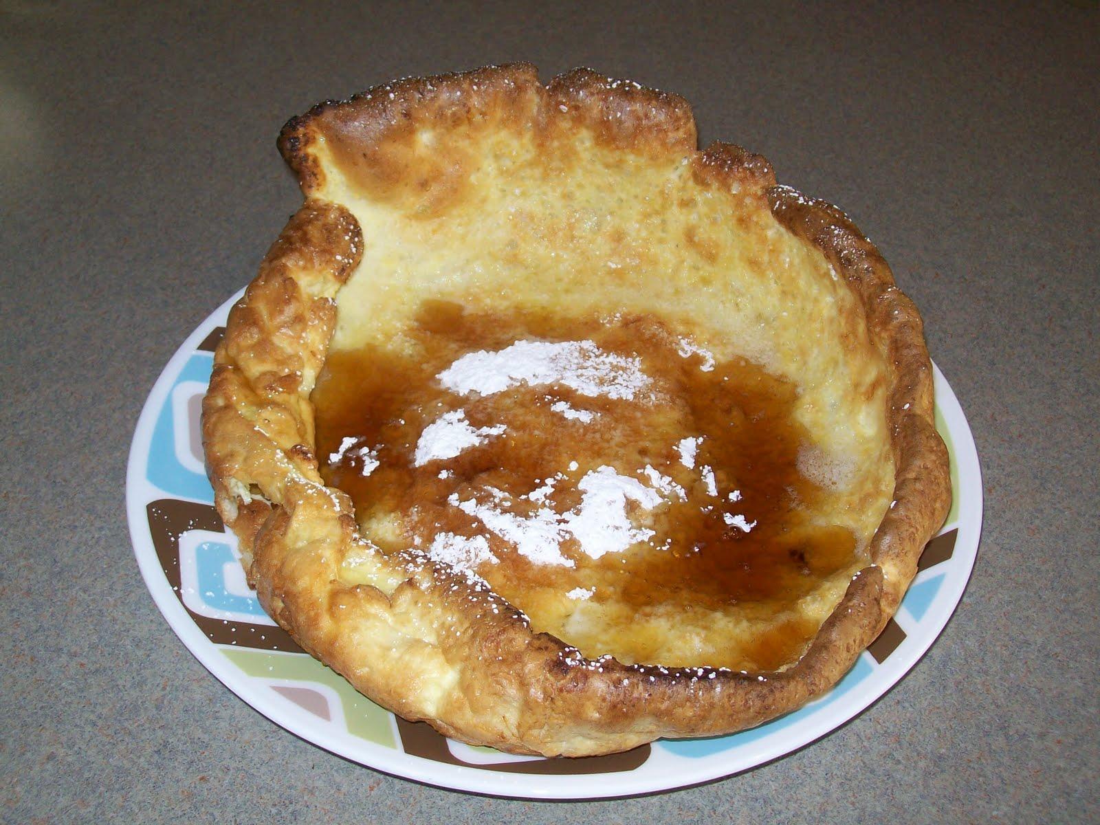 how to make german pancakes