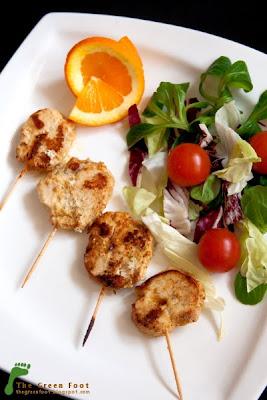 Articole culinare : Pui pe bat