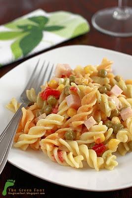 Salata cu paste
