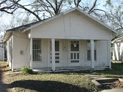 McBride house as it looked, when I visited Dallas in '07.