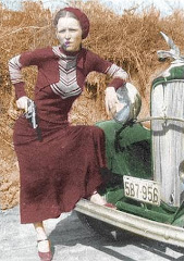 """The"" Iconic Bonnie Parker Photo??"