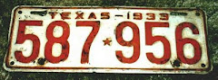 Famous License Plate Seen in Bonnie & Clyde Pics