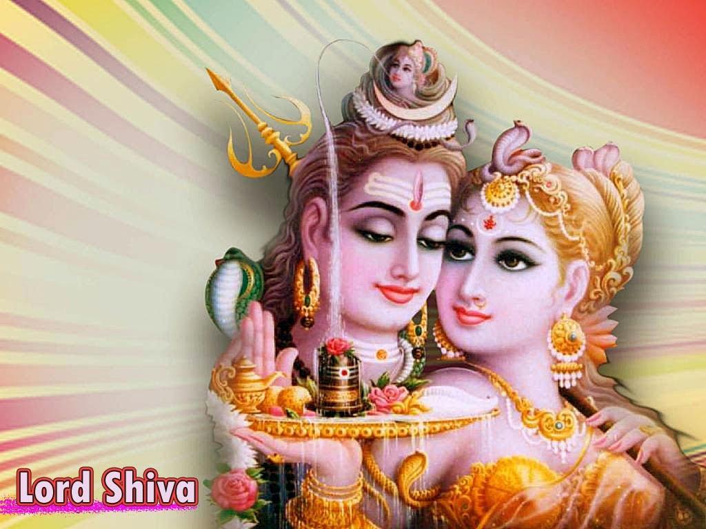 Lord Shivan Paravthi