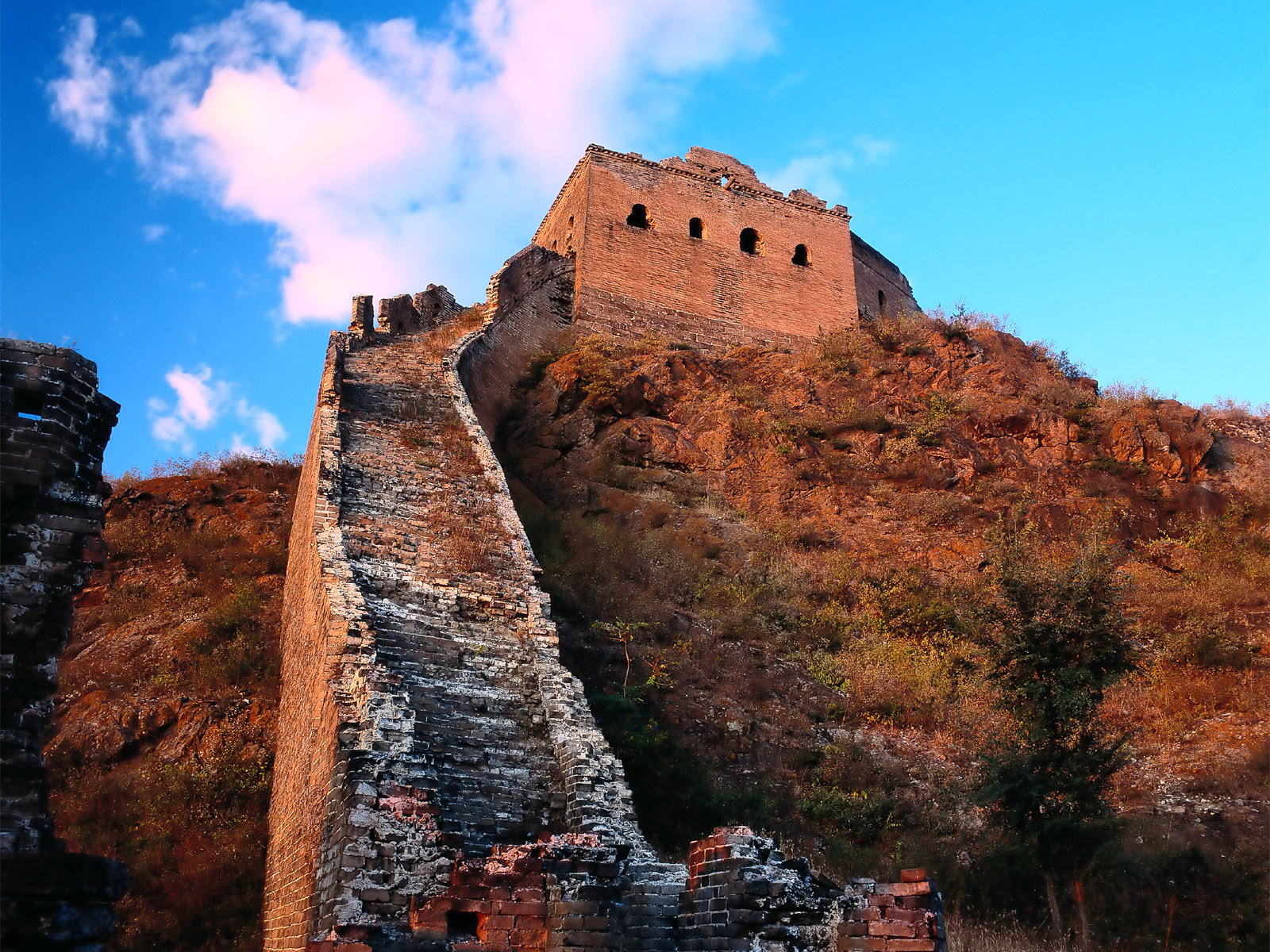 High definition photo and wallpapers great wall of china for Great pictures of the world