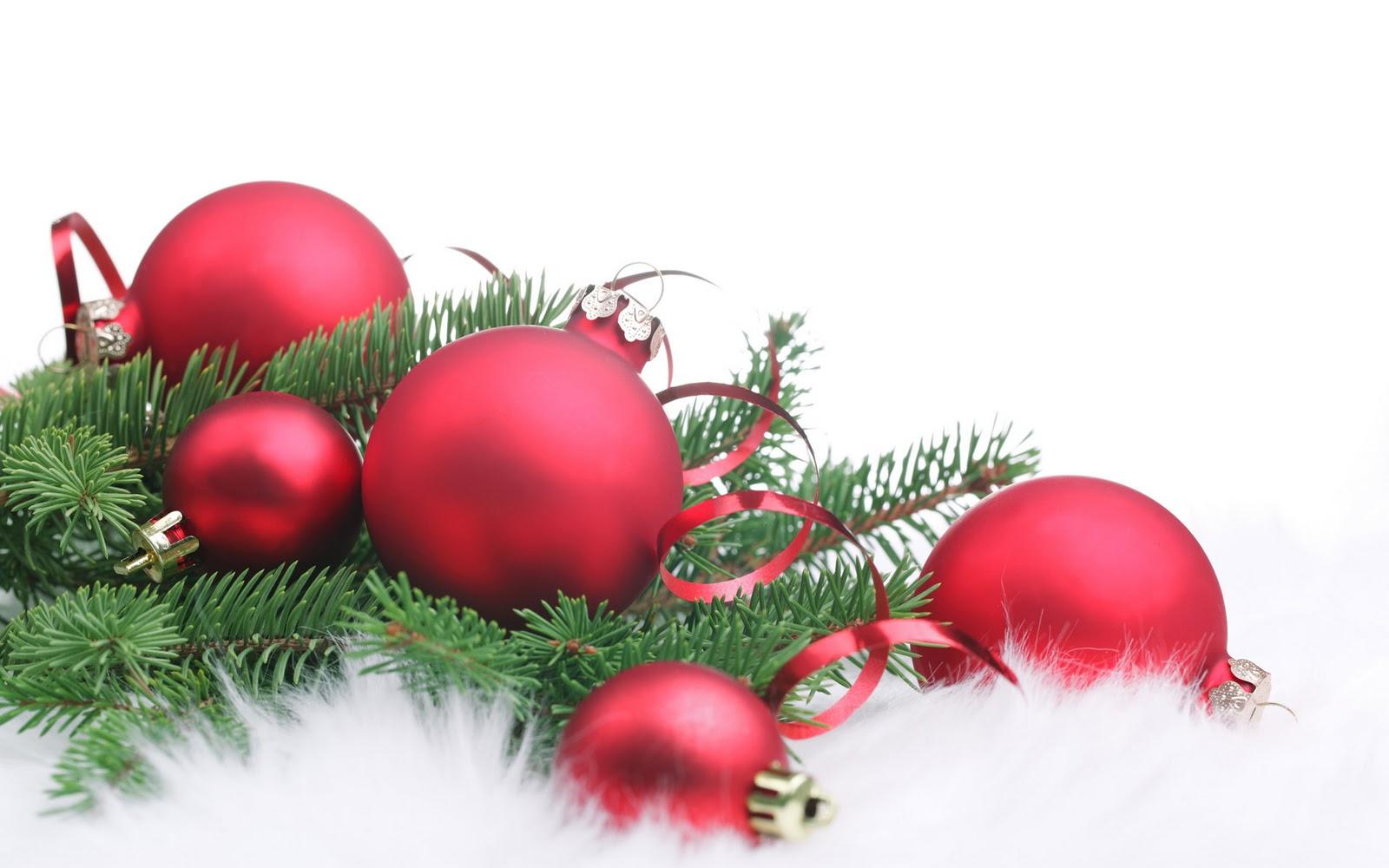 christmas balls background - photo #29