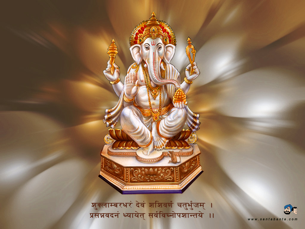 Here are some amazing wallpapers of Lord Ganesha. You can also see pictures