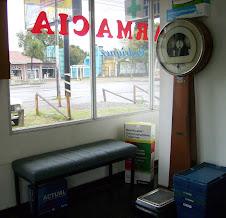 Farmacia Rodriguez .Telef 4210-4003