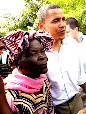 Obama Cucu Nenek Hitam