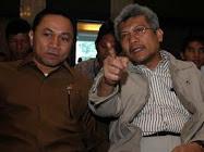 Dua Menteri Kehutanan RI, Zulkifli Hasan & MS Kaban