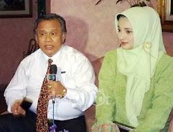 Djonggi Simorangkir, SH, Lawyer Marissa Haque Melawan Pidana Ratu Atut Chosiyah