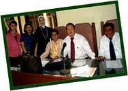 Lawyers Baik Hati Marissa HAque, Khairil Poloan, Freddy Simanungkalit, Cs