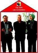 UGM Law Connections, Denny Indrayana, Patrialis Akbar, Marissa Haque