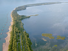 Bird's Eye View of Presque Isle