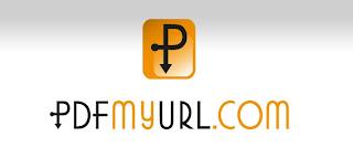 converitir una página web a pdf con pdfmyurl