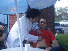 El DR. Bedouret, jaja