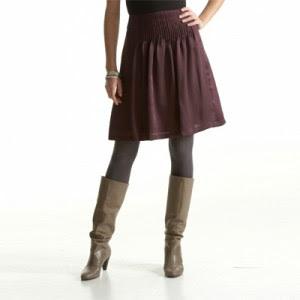 fotos de mujeres en faldas sin calzones