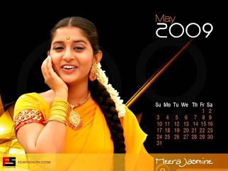 Month of Calender - Meera Jasmine