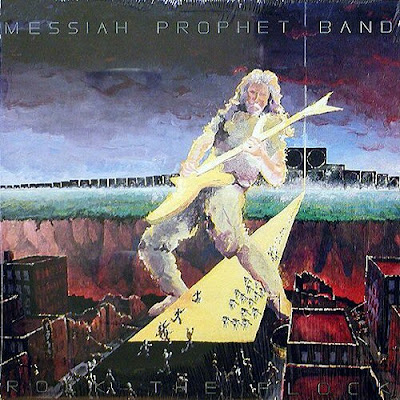 Messiah Prophet Band – Rock the Flock