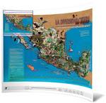 MAPA DE LA DIVERSIDAD CULTURAL EN MEXICO