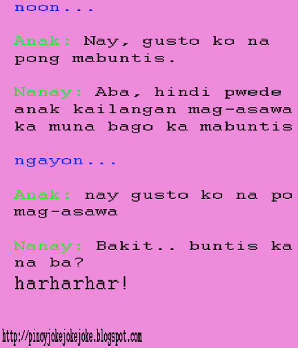 Most Funniest Jokes Tagalog 1