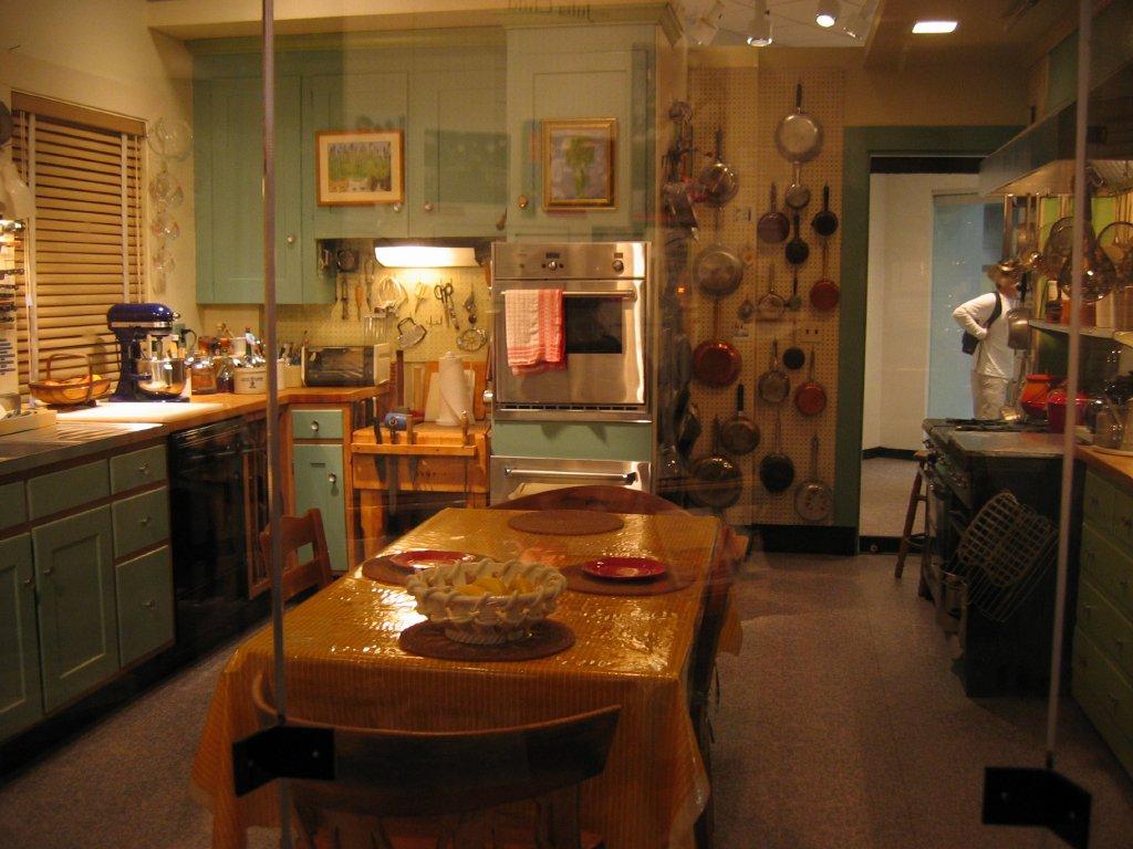 Julia Child S Kitchen On Display