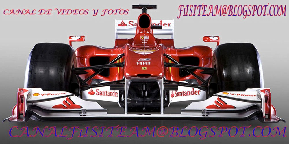 UN MUNDO DE ILUSION TU CANAL TV F1 FERNANDO ALONSO.MULTIMEDIA Y VIDEOS