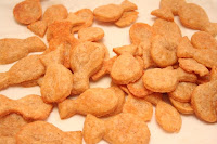 Cook It Wednesday   Gold Fish Crackers