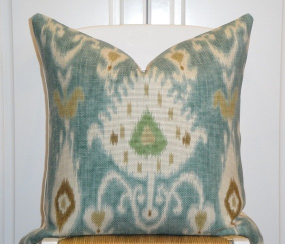 "Cameron & Co. ""The Well Dressed Home"": Etsy Pillows"