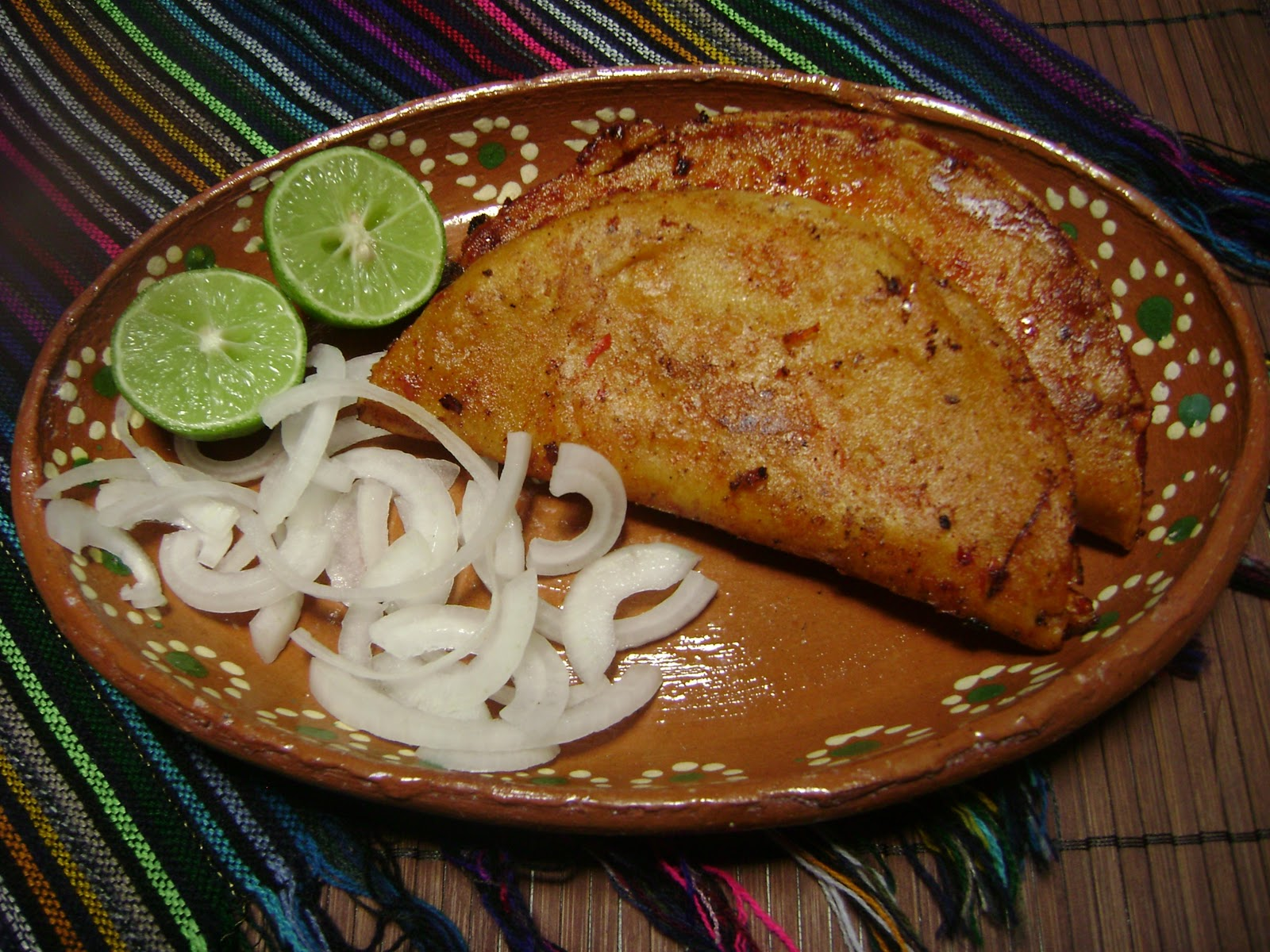Dried chilies pork tacos really good eats tacos de for Para barbacoa